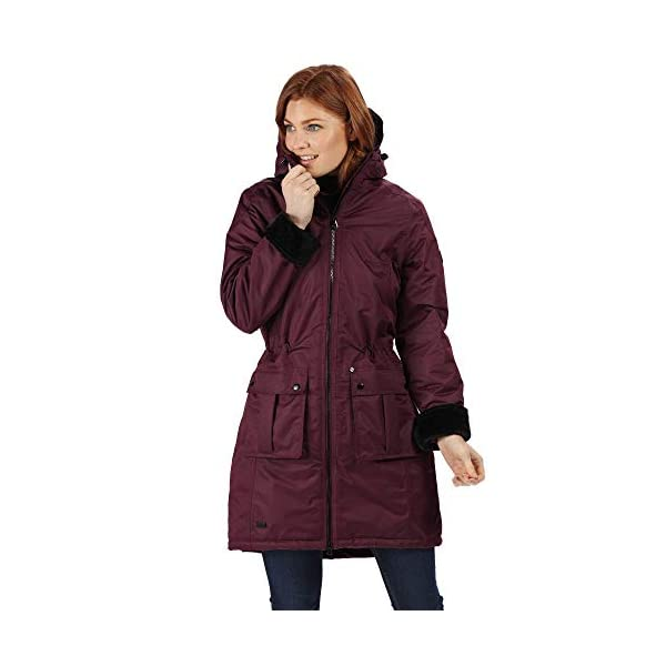 Regatta Women's Romina Waterproof and Breathable Insulated Hooded Jacket 1