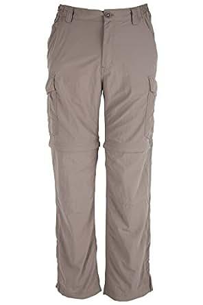 Craghoppers NosiLife Pantalon Homme Convertible Stretch Randonnée Voyage Sport Sable 30