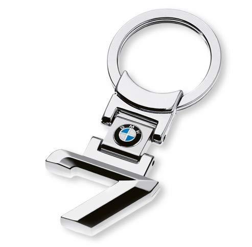 BMW Porte-clés avec fermeture bague de 7 -