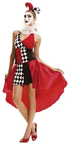 Imagen de my other me  disfraz de arlequín sexy para mujer, s viving costumes 202297