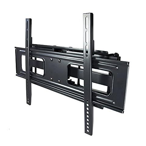 SAVONGA Wandhalterung Schwenkbar Neigbar 112N LED LCD TV Wandhalter für Curved TV 4K Fernseher mit 94 - 178 cm (37 - 70
