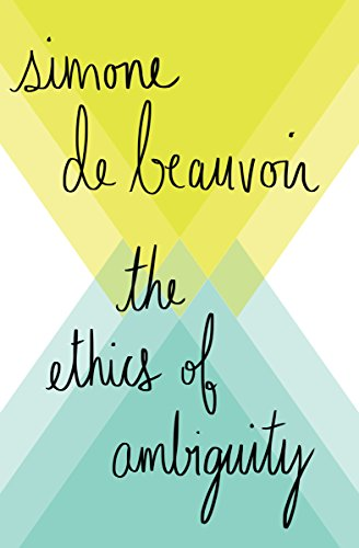 The Ethics of Ambiguity por Simone de Beauvoir