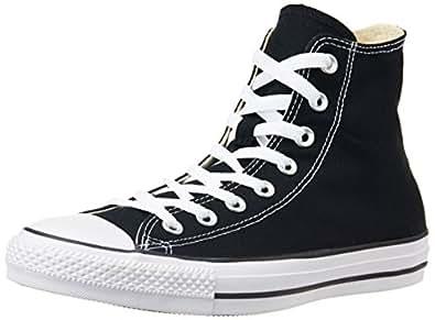 Converse Unisex Black Sneakers - 10 UK /India (44 EU)