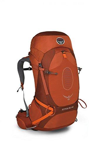Osprey Herren Atmos Ag 50 Backpack Cinnabar Red