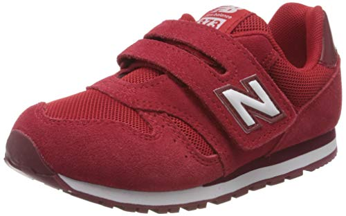 New Balance 373v2, Zapatillas para Niños, Rojo NB SB, 36 EU