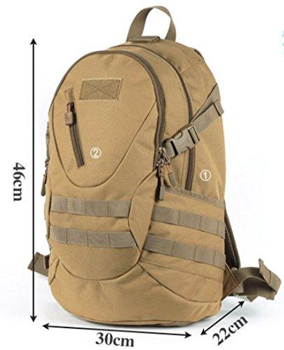 Armee-Fan Solo Rucksack/30LIm Freienberg Taschen/Wandern Radsportpaket-gelb 30L gelb
