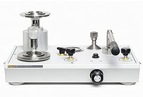 Fluke P3023-INH2O-P Gas Deadweight Tester, dual VAC/pressure, 800