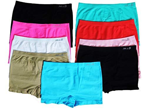 605795f20dfe42 ❤ MB 5 Stück Damen Panties Gr. 40 42 44 46 48 50 52 54 (48 ...
