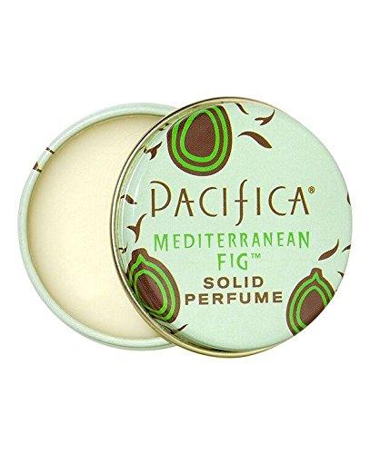 Pacifica mediterráneo Fig Perfume sólido con aroma a lila, 10g
