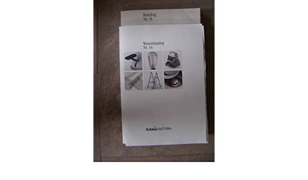 Manufactum katalog