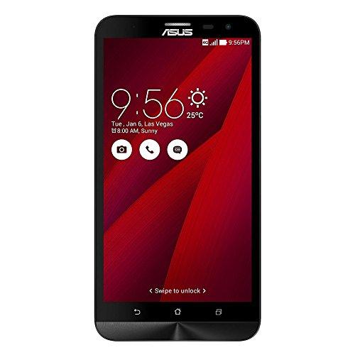 (CERTIFIED REFURBISHED) Asus Zenfone 2 Laser ZE601KL(Red, 32GB)