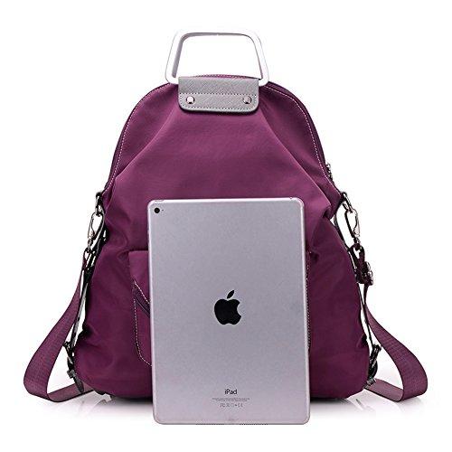 sacchetto di spalla casuale Ms./Oxford zaino stoffa/tracolla messenger Portable-C B