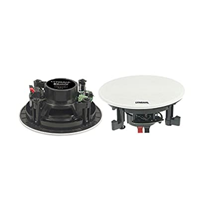 Lyndahl CS200BT MKII, Sistema di Altoparlanti a 2 Vie, Altoparlanti da soffitto con Bluetooth, 1 Paio di Altoparlanti integrati (2 Speaker), Colore: Bianco ai migliori prezzi - Polaris Audio Hi Fi