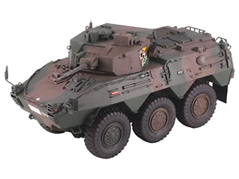 JGSDF Type 87 Reconnaissance Combat Vihicle (Plastic model)