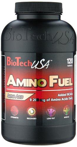 BioTech USA Amino ST 5300 120 Tabletten, 1er Pack (1 x 294 g)