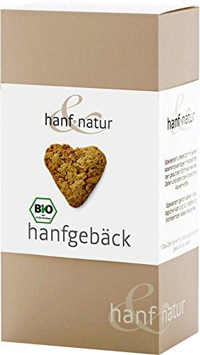 *Hanf – Dinkel – Gebäck aus kontrolliert biologischem Anbau 100g*