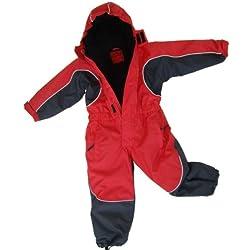 Maylynn - Combinaison de Neige/de Ski - Respirante/imperméable (5000 mm) - Rouge - 3 Ans