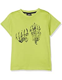 Trespass Kids Scary T-Shirt with Chest Print for Children Boys/Toddlers Ages 2-12 for Outdoor/Fun/Sports/Leisure