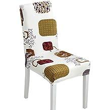 Amazon.es: fundas sillas comedor elasticas