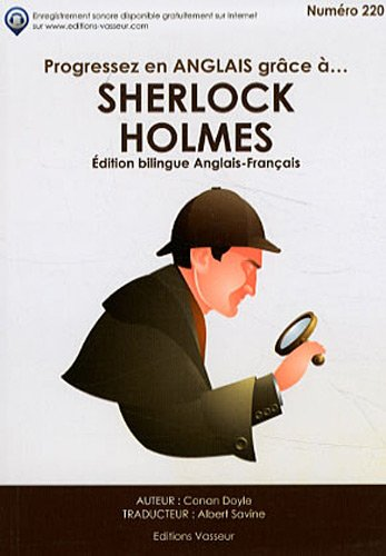 Progresser en anglais grâce à Sherlock...