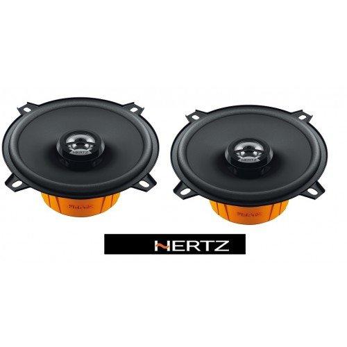 Hertz Dieci DCX 130.3 13cm 2-Wege Koaxialsystem SET COAX 2Way 130mm 1 Paar/2Stück (Hertz)