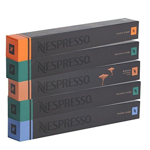 Nespresso Kaffeekapseln Bestseller