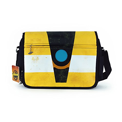 Borderlands Messenger Bag ClapTrap (Celestial Stoff)