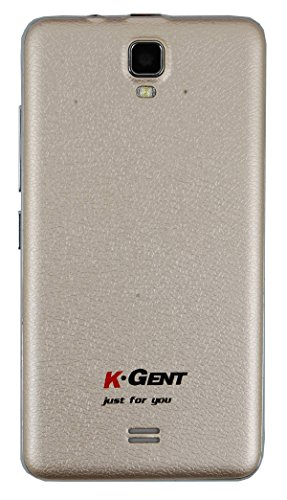 KGENT 3 Touch Screen 3.5 Dual Sim Mobile Phone in Black Color