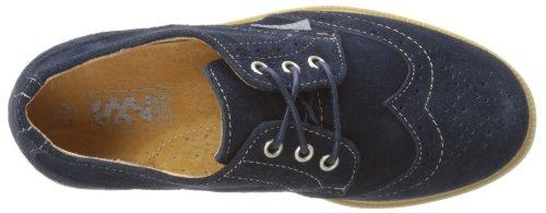 Step2Wo Santo, Chaussures à lacets mixte enfant Navy S