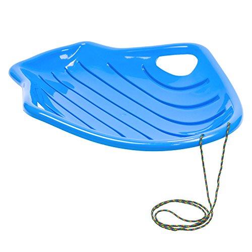 Prosperplast SP 19016 BLUE - Schlitte Muschel, 78 cm, blau