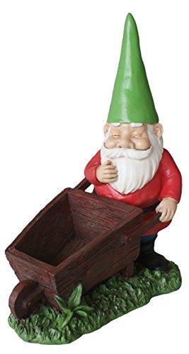 ten Gnome Statuen Blumentopf Gnome Skulptur Pflanzer Gnome Sammler (Erwachsene Gnome Kostüme)