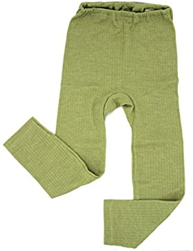 Cosilana Kinder-Leggings by Wollbody® Spezial Qualität 45% kbA Baumwolle, 35% kbT Wolle, 20% Seide