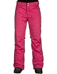 WLD larosia–Pantalones de snowboard, otoño/invierno, mujer, color violeta, tamaño L