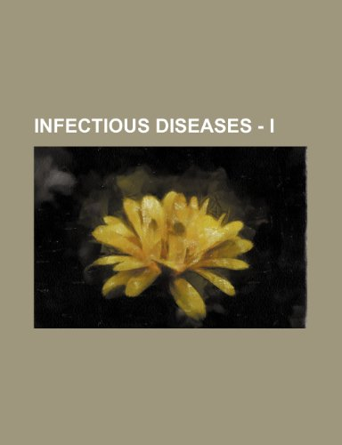 Infectious diseases - I