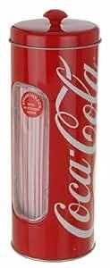 Art shopping - Boîte de 50 pailles collection Coca-Cola