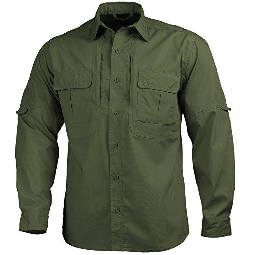 pentagon-uomo-tattico-camicia-oliva-verde-taglia-m