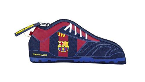 F.C. Barcelona – Portatodo Zapatilla, 24 x 10 x 2 cm (SAFTA 811525584)