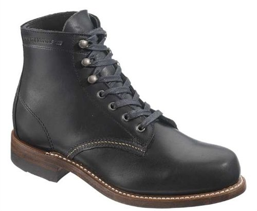 Wolverine Womens Boot 1000 Mile Boot Black wmns *