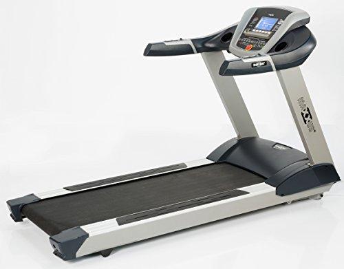 Maxxus Studio Laufband 80 PRO - 22km/h, orthopädischer Laufgurt, gedämpfte Lauffläche, Pulsmessung, HRC-Receiver, Trainingsprogramme, extrem robuste Konstruktion. (Ps Ac-motor 15)