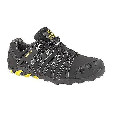 Amblers Steel FS23 - Chaussures de Sécurité - Unisexe (45 EU) (Noir)