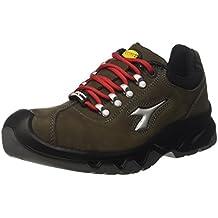 Diadora - Diablo Low S3 Ci, zapatos de trabajo Unisex adulto, Verde (Verde