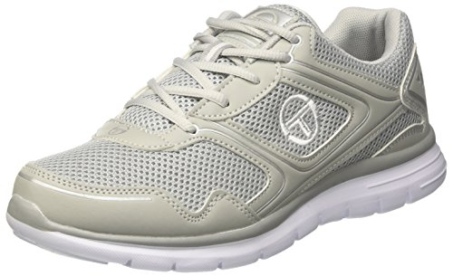 Sergio Tacchini Helix 2.0, chaussures de course homme Grigio (Cristal)