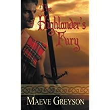 The Highlander's Fury by Maeve Greyson (2012-02-06)