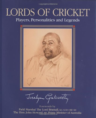 Lords of Cricket: Players, Personalities and Legends por Jocelyn Galsworthy