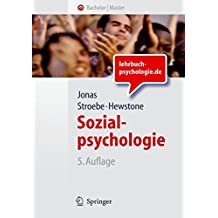 Sozialpsychologie: Eine Einführung (Springer-Lehrbuch)