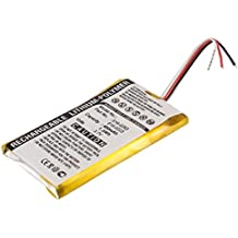 Batería para Apple iPod nano 1 Gen. A1137 (400mAh) 616-0283,616-0223,616-0224