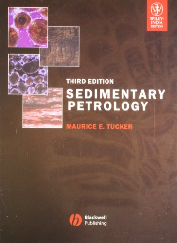 Sedimentary Petrology, 3rd Edition