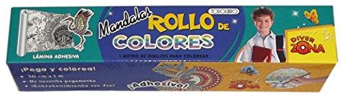 Mandalas (Rollo de colores)