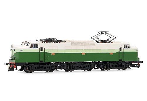 Electrotren - Locomotora 278 RENFE 7802, Estado Origen, AC con Sonido (Hornby E3025S)