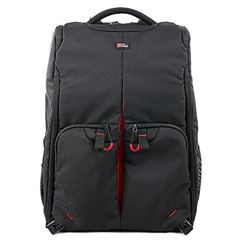 DURAGADGET - Sac à dos noir de transport pour Walkera